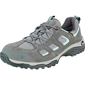 Jack Wolfskin Vojo Hike 2 Texapore Chaussures à tige basse Femme, tarmac grey